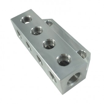 Custom-high-precision-aluminum-anodized-cnc-machining