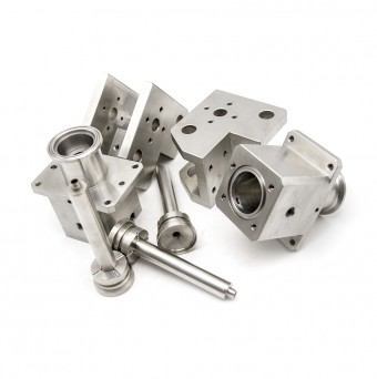Aluminum-precision-cnc-milling-machine-parts-machinery